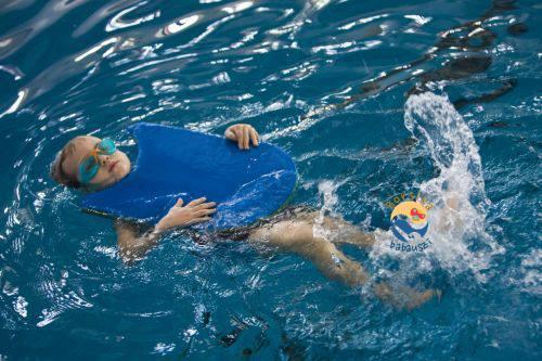 Az úszás és a diszlexia